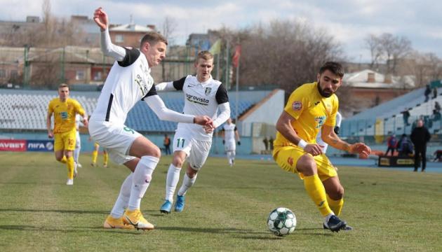 «Інгулець» обіграв «Олександрію» у матчі футбольної Прем'єр-ліги України