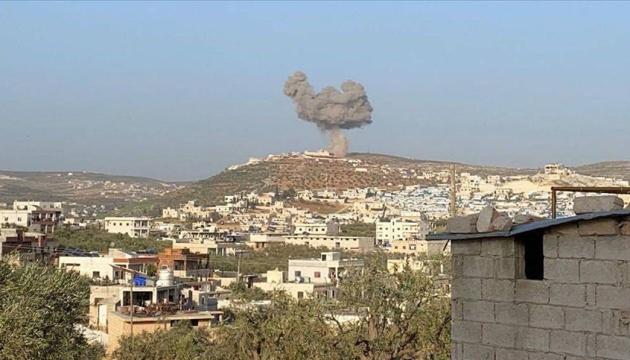 Авиация России обстреляла сирийский Идлиб, есть жертвы