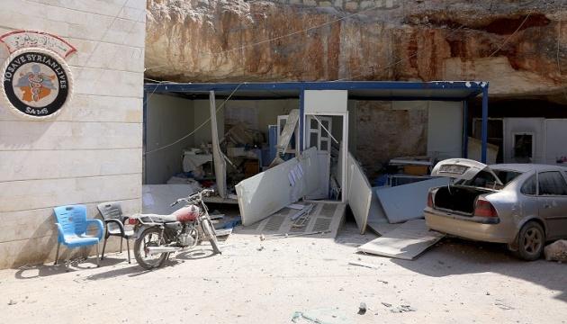 Сили Асада вдарили ракетами по лікарні в Алеппо: шестеро загиблих