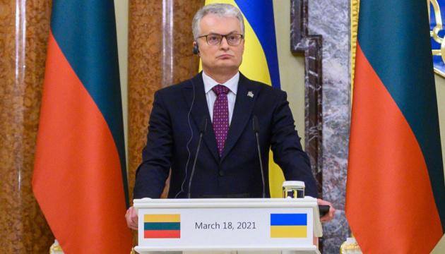Литовський прорив, німецька перспектива та «Путін – вбивця»
