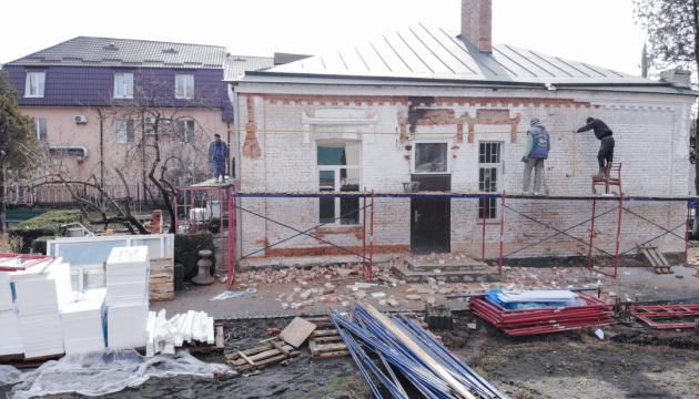 У Вінниці зробили ремонт у музеї-садибі Коцюбинського