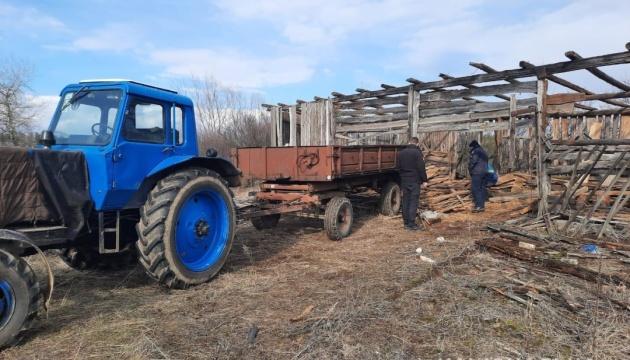 На Луганщині цивільний підірвався на гранаті біля лінії розмежування
