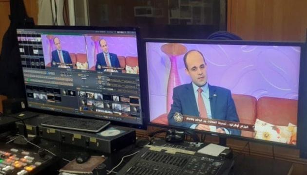 Un canal de televisión argelino dedica una hora y media a Ucrania