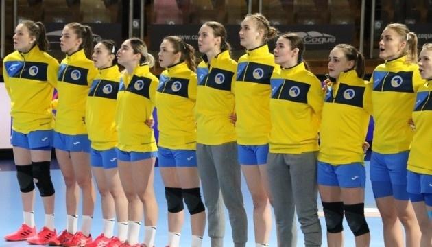 Жіноча збірна України зіграє проти Швеції в плей-офф відбору на ЧС-2021 з гандболу
