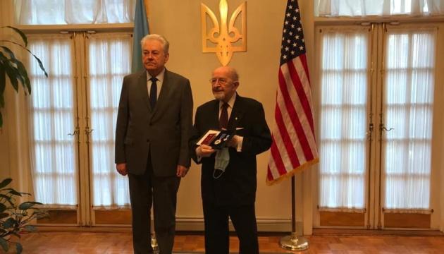 У Нью-Йорку нагородили наукову гордість України – Любомира Романківа