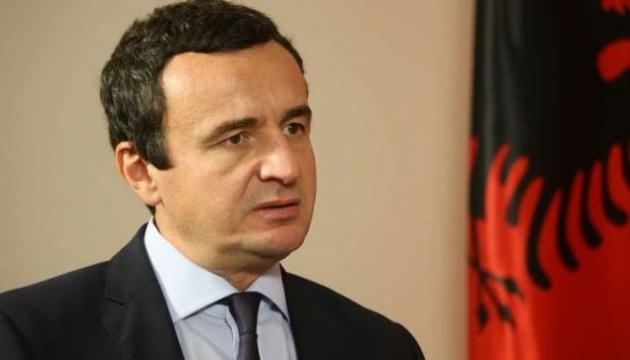 Уряд Косова вдруге очолив Альбін Курті