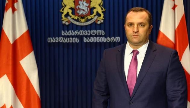 Заступник міністра оборони Грузії вибачився за фото російського прикордонника