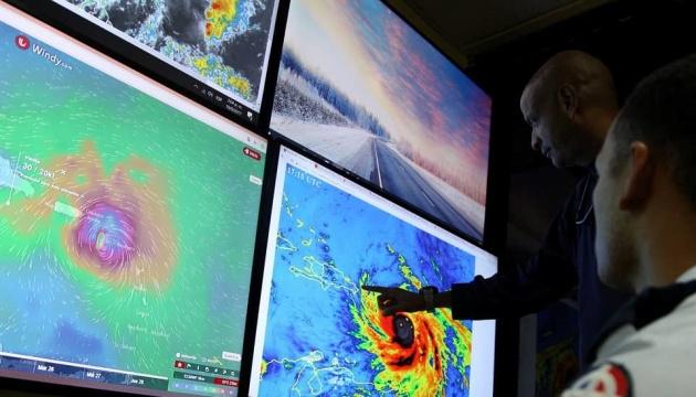 Сьогодні - Всесвітній день метеорології