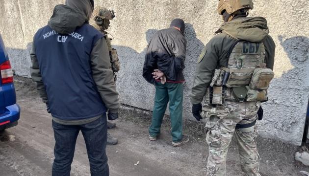 Під Харковом затримали бойовика «ЛНР»