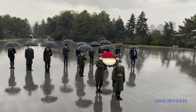 Командувач Сухопутних військ ЗСУ почав свій візит до Туреччини