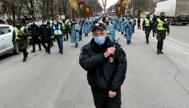 Хресна хода на три тисячі людей: у Запоріжжі можуть притягнути УПЦ до відповідальності