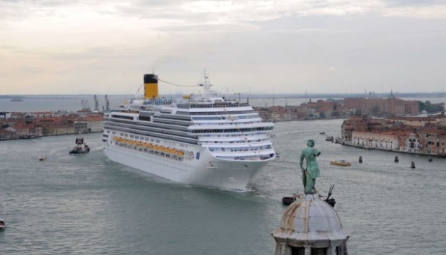 Італія затримує відновлення морських круїзів до травня