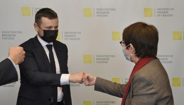 Марченко пояснив, чому для України важлива співпраця з ЄБРР