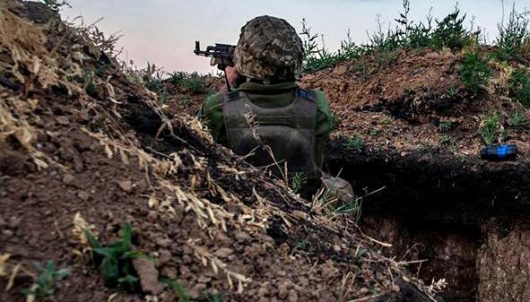 Donbass : les occupants ont violé le cessez-le-feu à dix reprises