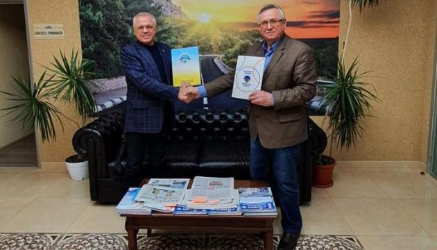 Українська громада Молдови домовилася про співпрацю з ГО «Єврорегіон «Дністер»
