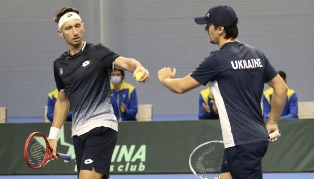 Молчанов і Стаховський вийшли до парного чвертьфіналу турніру в Лугано
