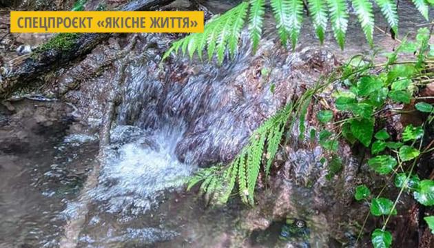 У Карпатах виробляють натуральну косметику на основі джерельної води
