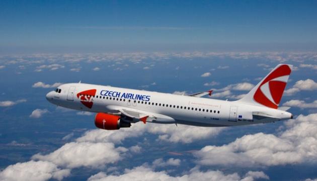 «Чеські авіалінії» літатимуть в Одесу