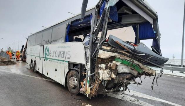 Трагічне дежавю: у Польщі два українські автобуси розбилися в одному й тому самому місці
