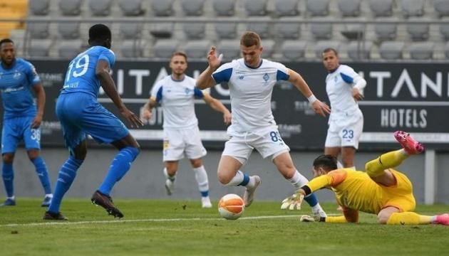 Спаринг «Динамо» з бухарестським «Динамо» під загрозою зриву