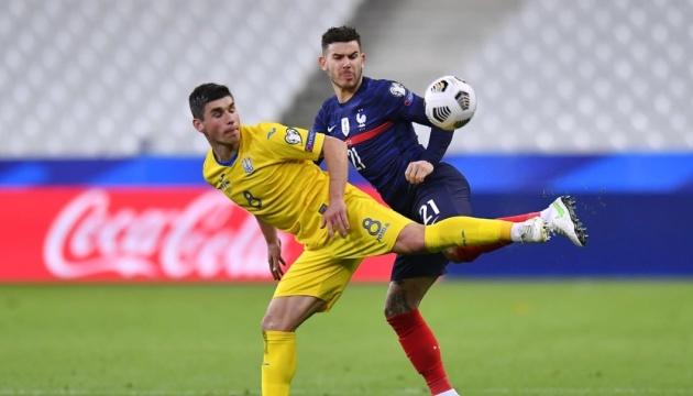 France-Ukraine : les Bleus concèdent le nul (1-1)