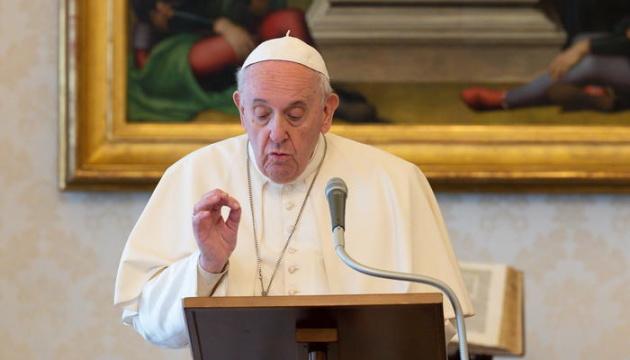 Папа Франциск урізав зарплату кардиналам через пандемію