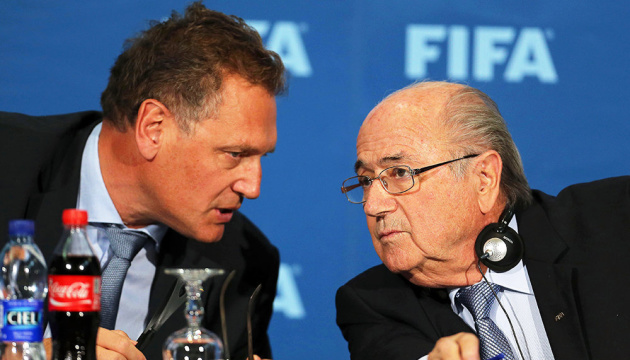 Проти екскерівників ФІФА Блаттера і Вальке ввели нові санкції за порушення етики