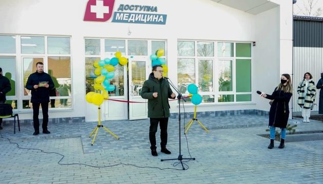 На Житомирщині побудували дві амбулаторії