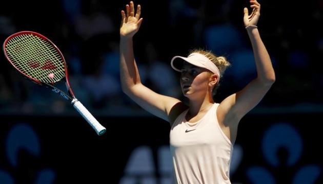 Марта Костюк програла в першому колі турніру WTA в Маямі