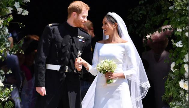 Меган Маркл «щось наплутала» про таємну весільну церемонію