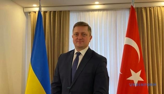 Ukraine informs Turkey about Russia's crimes in occupied Crimea
