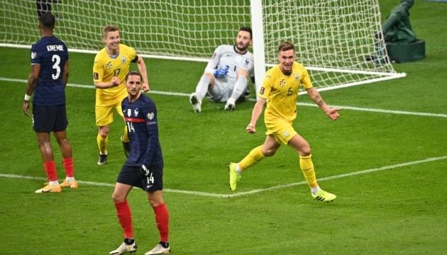 Президент УАФ: Шевченко знайшов ефективну формулу гри проти Франції