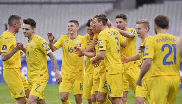 Україна зіграє всі матчі групового етапу Євро-2020 з глядачами