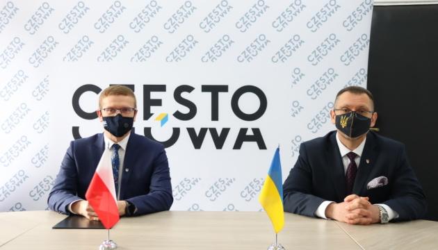 У Польщі генконсул України обговорив потреби української громади міста Ченстохов