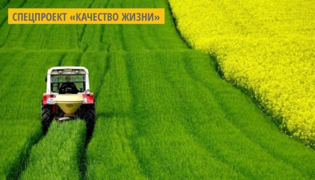 В Евросоюзе до 2030 года 25% сельхозземель планируют использовать под органику