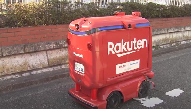 В Японії тестують безпілотний автомобіль-кур'єр