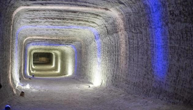 На Донеччині туристам відкриють таємниці підземного соляного світу
