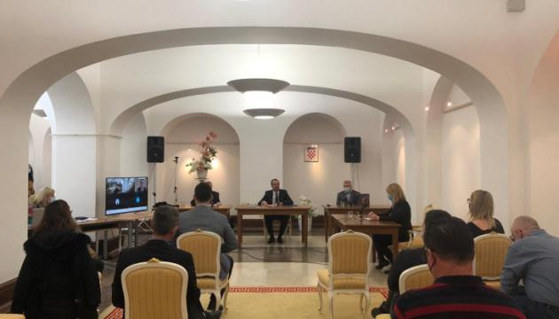 У Загребі відбулося засідання на тему Голодомору в Україні