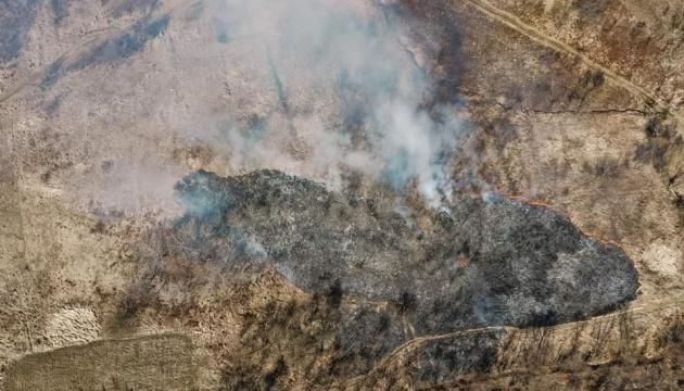На Закарпатті за допомогою дрона викрили паліїв трави