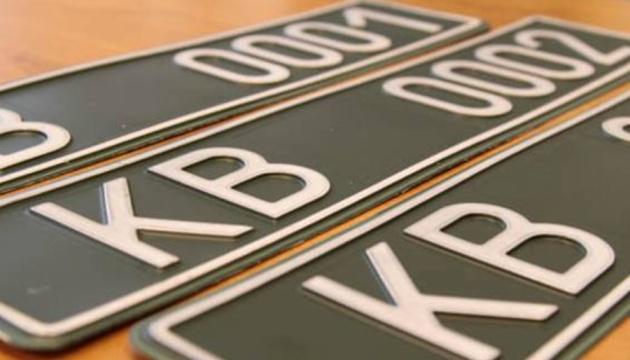 «Зелені» номери отримали вже понад 4000 власників електрокарів