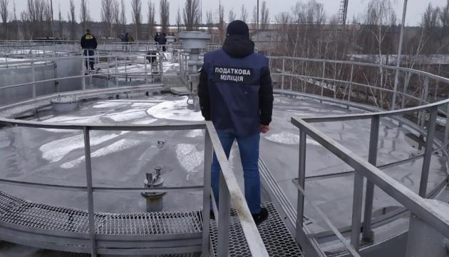 На Кіровоградщині ДФС вилучила контрафактного пального на ₴34 мільйони
