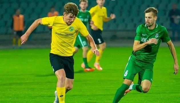 Перша ліга: «ВПК-Агро» обіграв «Авангард» у заключному матчі 18 туру