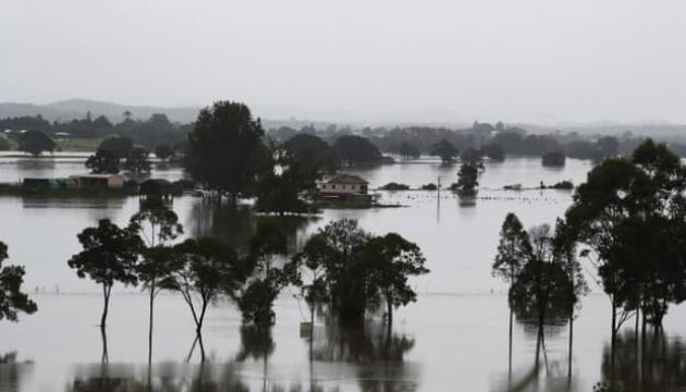 Збитки від повені в Австралії сягнули $760 мільйонів