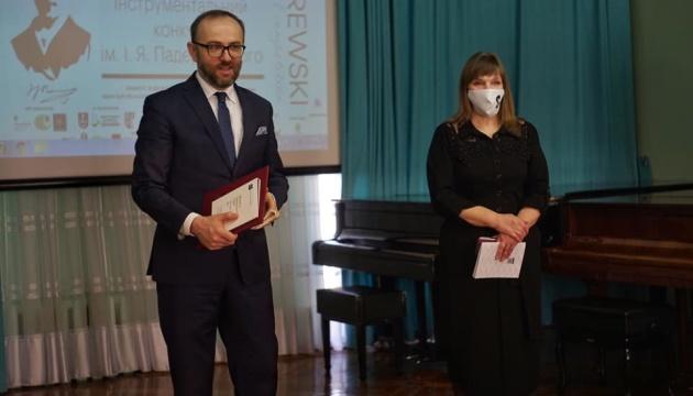 У Вінниці стартував II Міжнародний інструментальний конкурс Падеревського