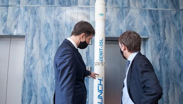 Verstärkte Zusammenarbeit der Ukraine mit Italien in der Weltraumfahrt in Sicht