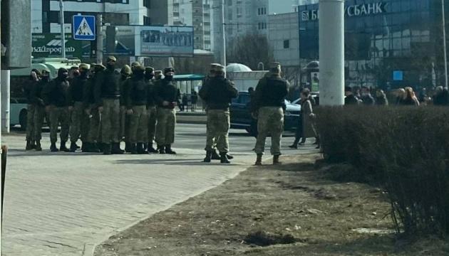 Акції протесту в Білорусі: вже понад 60 затриманих
