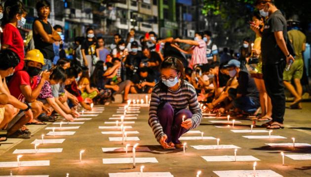 Жертвами протистояння у М'янмі стали понад 40 дітей