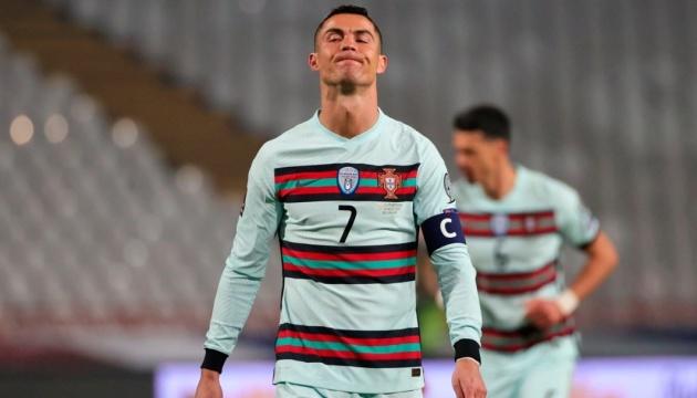 Квалификация ЧМ-2022 по футболу: Португалия потеряла очки в Сербии, Бельгия - в Чехии