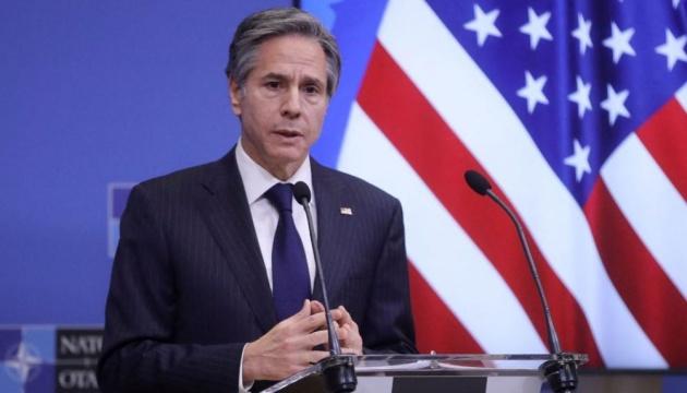 Blinken: Estados Unidos monitorea de cerca las acciones de Rusia y está listo para responder en caso de agresión