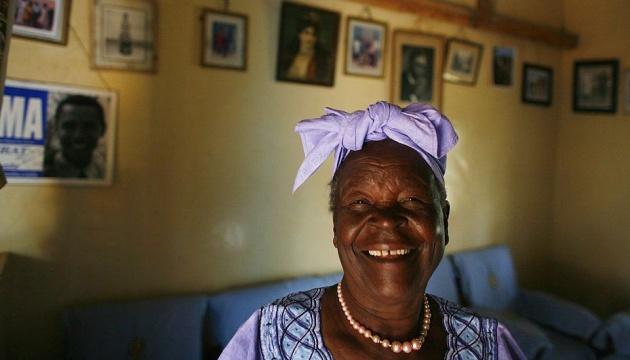 В Кении умерла бабушка Барака Обамы